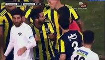 Alper Potuk RED CARD HD - Akhisar Genclik Spor 1-0 Fenerbahce 29092017