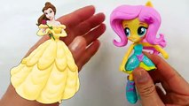 Belle Doll My Little Pony Equestria Girls Minis Custom Disney Beauty and the Beast Toy