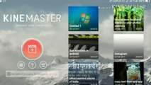 HOW TO GET VIDEO LAYER AND GREEN SCREEN ON KINEMASTER NO ROOT
