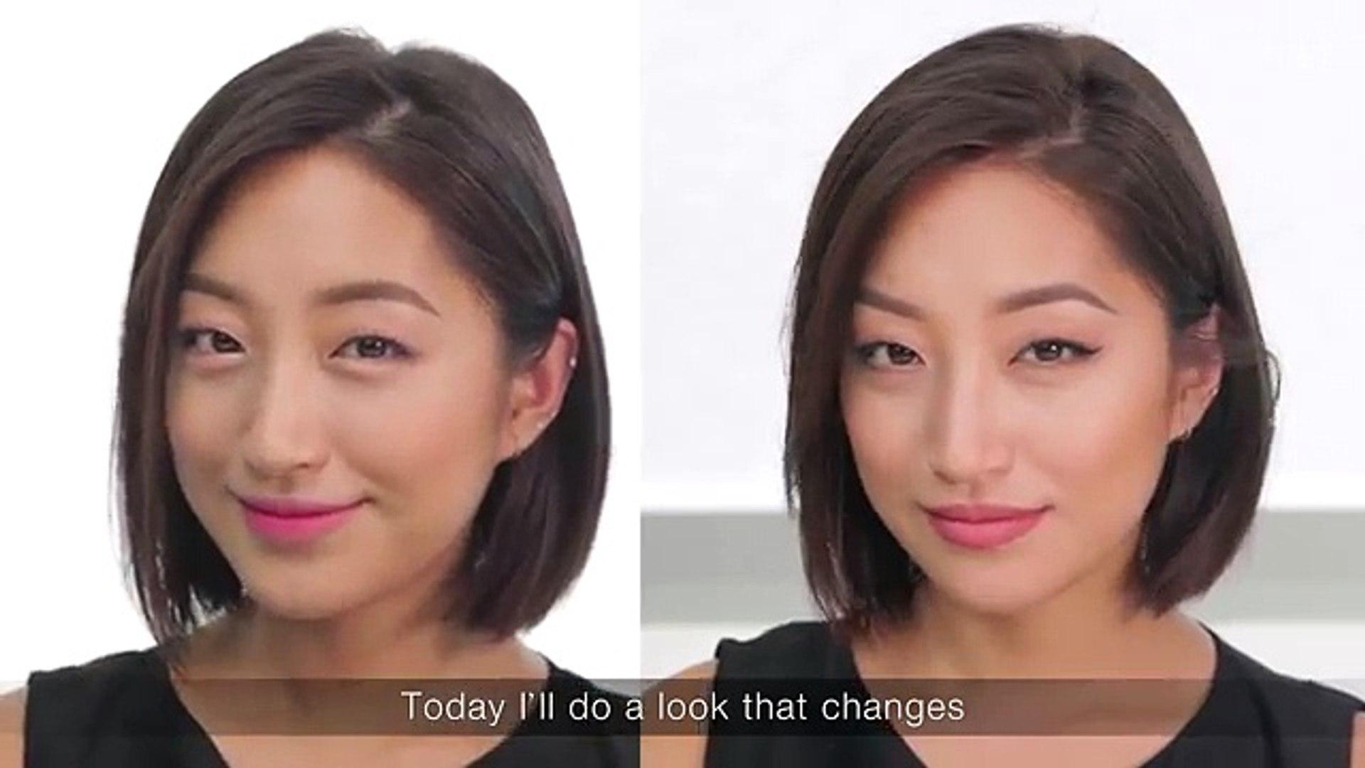 [MAKEUP] Korean makeup vs Western makeup | dahyeshka
