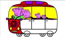 Peppa Pig Coloring For Kids Coloring Peppa Pig Baby Coloring Свинка Пеппа Раскраска