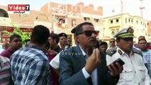 مدير أمن الإسماعيلية يقود أكبر حملة لإزالة الإشغالات بفايد