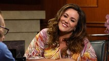Katy Mixon on motherhood: I did not know what to do
