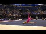 Katelyn Ohashi - Floor - 2012 Visa Championships - Jr Women - Day 1