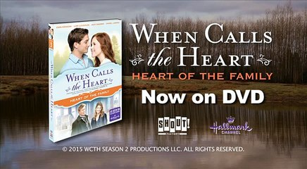 When Calls The Heart: Heart Of The Family (2015) - Official Trailer #1