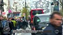 Reino Unido dificulta concessão de vistos e situação de imigrantes é incerta no país