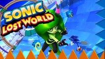 Longplay Sonic Lost World - Épisode 04 - Descends, descends, DESCENDS ! !