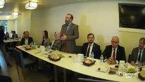 Ak Parti Süleymanpaşa İlçe Başkanlığı tarafından basın toplantısı düzenlendi