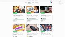 Crowdfunding Kickstarter's highest funding project Exploding Kittens