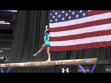 Jordan Chiles - Balance Beam - 2014 P&G Championships - Jr. Women Day 1