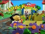 Little People, Big Discoveries: Big, Bigger, Biggest