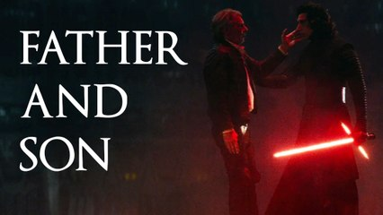 Star Wars: Father And Son Tribute (Kylo Ren And Han Solo) - THE LAST JEDI TRIBUTE