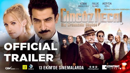 Cingöz Recai - Fragman (Official Trailer)
