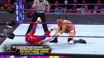 TJP vs. Ariya Daivari WWE 205 Live, Sept. 5, 2017