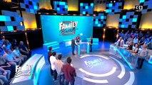 """Un candidat de """"Family Battle"""" imite Cyril Hanouna face à l'animateur - Regardez"""