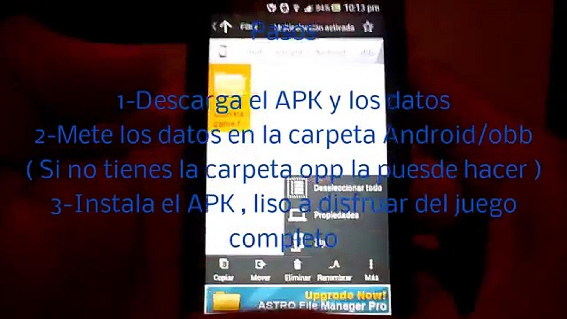 Descargar FIFA 14 v1 3 2 para Android [APK+Datos SD] [FULL]
