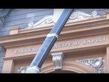 Napoli - Progetto di recupero della Galleria Principe (05.08.17)