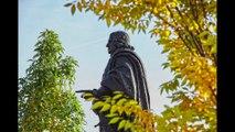 """La construction du 14e Jardin éphémère sur la place Stanislas à Nancy. """"Place à l'arbre"""" à voir du 30 septembre au 5 nov"""