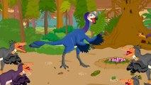 My Super DINO Fighting Short Movie | Dinosaurs Battle cartoon for children ★Ge