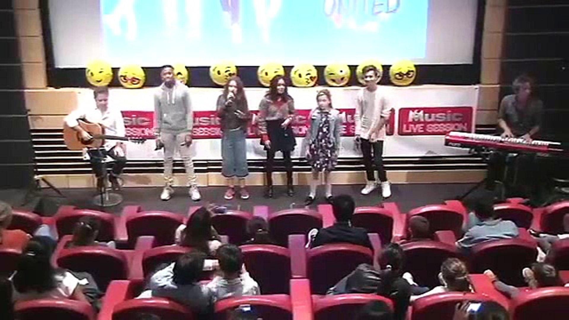 kids United ' Yalla' M6 Music Live