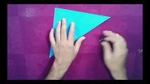 How to make a simple paper plane for kids ,  Cool paper airplane ,  Real paper airplanes ,  Paper Craft