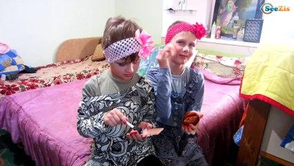 Bad Baby ПРЕВРАЩЕНИЕ! ВРЕДНЫЕ ДЕТКИ - Видео для детей. ДЕТСКИЕ ШАЛОСТИ