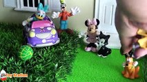 Five Little Mickey Jumping on the House | Five Little Monkeys Jumping on the Bed Nursery Rhymes