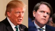 White House Counsel Don McGahn Almost Resigned Over Trump-Kushner Meetings
