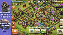 Clash Of Clans   TOO many loons   Clash of Clans TH9 and TH10 raids