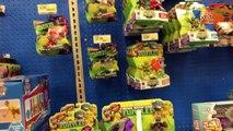 TOY HUNT!! Toys R Us Target Walmart Shopkins Zelfs Frozen Plants vs. Zombies