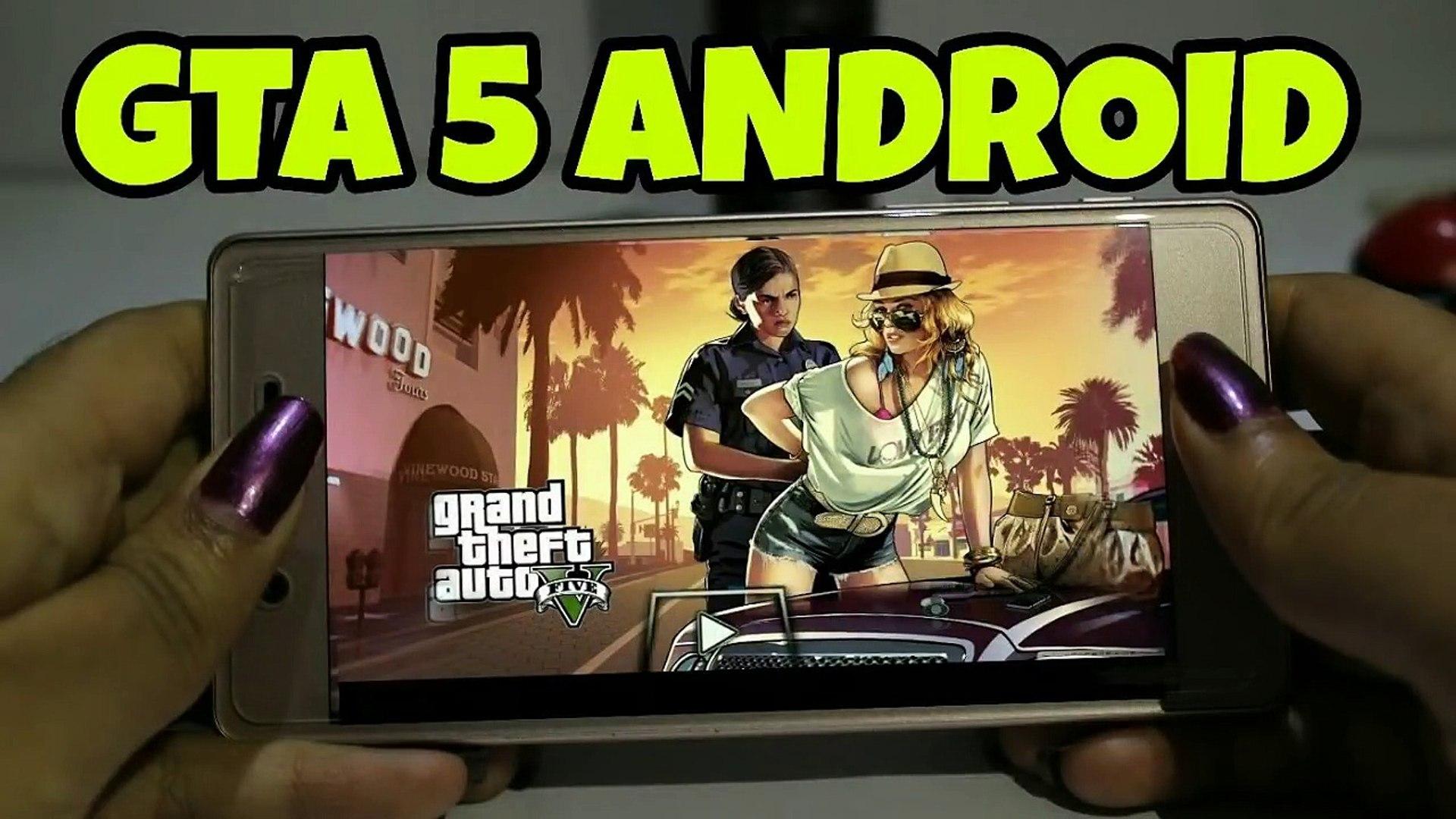 gta 5 game download on mobile