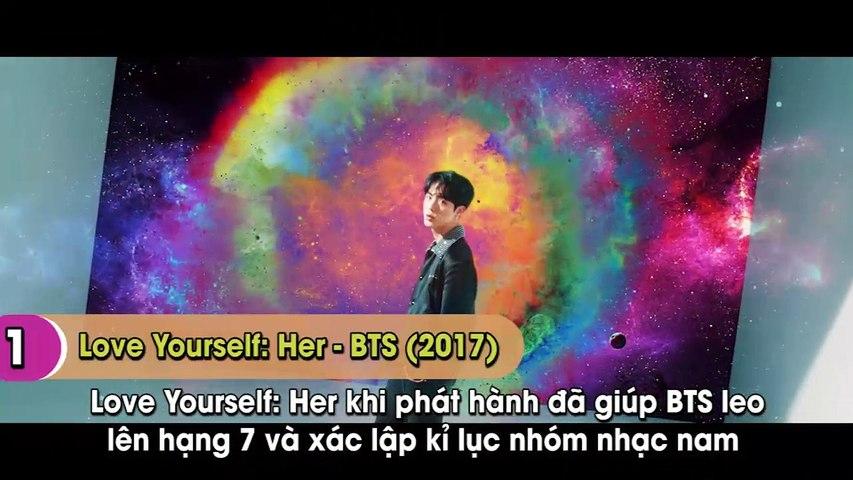 Những album Kpop từng xuất hiện trên BXH Billboard Hot 200 | Godialy.com