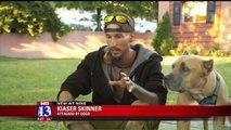 Utah Man Says His Dog Saved His Life Following Neighborhood Dog Attack