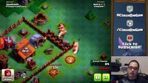 BEST BUILDERS HALL 3 BASE LAYOUT | Clash of Clans Best Builder Hall Level 3 Base Attack Strategy