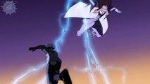 Naruto, Kakashi, Rock Lee & Sakura vs Ishidate, Kongo & Karenbana! [60FPS]