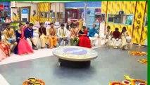 Aishwarya Dutta angrily throws garbage on Balaji face - Bigg Boss 2