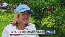 Alcaldesa de San Juan responde a ataques de Donald Trump