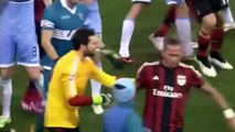THE CRAZIEST FOOTBALL FIGHTS EVER CAUGHT ON CAMERA!
