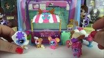LPS Литлест Пет Шоп Мультик Вечеринка Петов Мультики Маленький Зоомагазин LPS Ice Cream Party