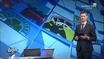 6η ΑΕΛ-ΠΑΟΚ 1-1 2017-18 Οι αντιδράσεις στον ΠΑΟΚ για το φτύσιμο Κούγια (Novasports)