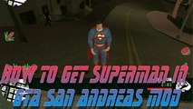 GTA sa how to install script cheat cleo apk android - video