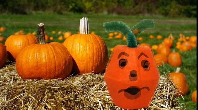 [Tuto] Fabriquer des citrouilles pour Halloween !