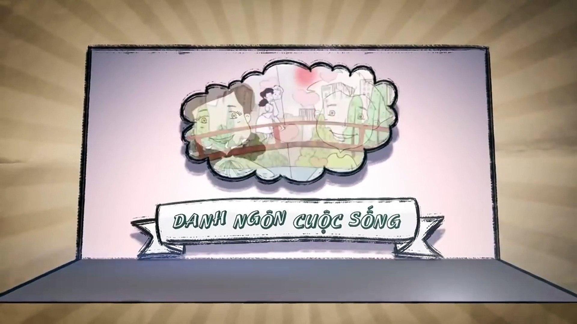 Phim hoạt hình – Hoạt hình Danh ngôn Cuộc sống - GÁNH NẶNG TRÊN VAI ► Phim hoạt hình hay nhất 2017