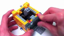 Learn To Build Wall-E Bricks   Construction Game Wall E   Wall E Toy For Kids