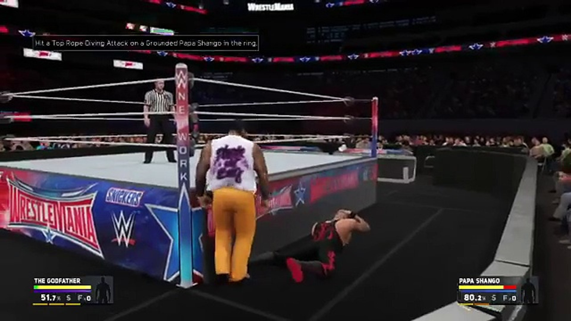 Jerry Lawler botched his lines reading for 2K17 and they didn't even bother editing it out
