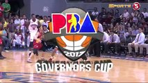 Ginebra vs San Miguel Qtr4 Q'Finals (Gins twice-to-beat) Sept 27 2017