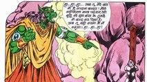 How To Draw Doga | Raj Comics Superhero Character In krita