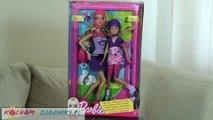Barbie & Stacie Dolls 2-Pack - Sisters Skate / Siostry na Rolkach - Barbie - T7427 T7428