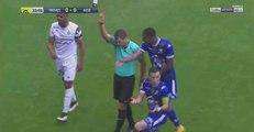 Karim Azamoum RED CARD HD -Troyes 0-0 St Etienne 01.10.2017