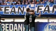 Lasse Schone (Penalty) Goal HD - Heerenveen 0-3 Ajax 01.10.2017